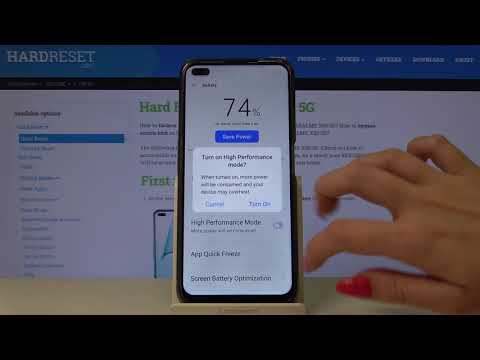 How to Enter Performance Mode in REALME X50 5G – Faster Mode