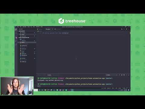 Building a Home Automation App - Set Up a Database - with Megan Amendola