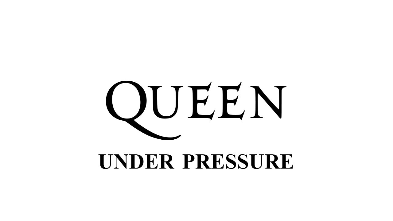 Fall Out Boy Lyrics Wallpaper Queen Under Pressure Remastered Hd With Lyrics