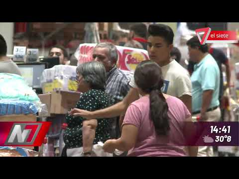 60 mil tarjetas alimentarias para Mendoza
