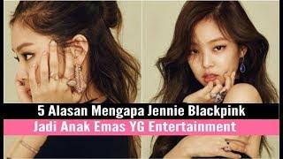5 Alasan Mengapa Jennie Blackpink Jadi Anak Emas YG Entertainment di Kancah K-Pop Dunia