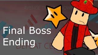 ROBLOX: Adventure Forward 2 - Final Boss + Ending