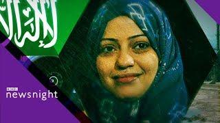 Saudi Arabia v Canada: a diplomatic spat - BBC Newsnight