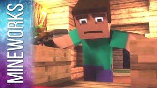 Minecraft Song Parody ″Where My Diamonds Hide″ - Imagine Dragons Demons