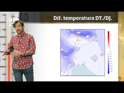 Méteo especial: l'aire fred de l'Àrtic arriba per primer cop aquest hivern