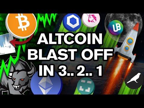 GET READY! ALTCOINs Will Follow BTCs Lead & PUMP!!