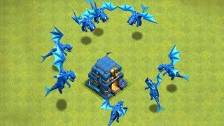 HOW TO 3 STAR WITH ELECTRIC DRAGONS!! ″Clash Of Clans″ ANY TOWN HALL LVL!!!