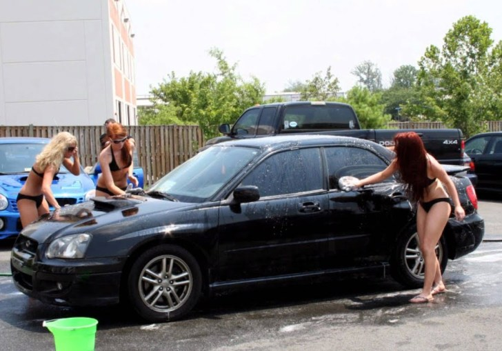 Car Wash Youtube