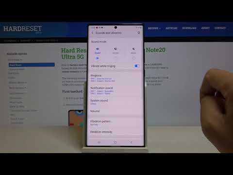 How to Enable Dial Pad Tones in SAMSUNG Galaxy Note 20 Ultra – Dialing Tones