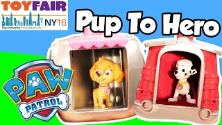 PAW PATROL ″Pup to Hero″ Playsets with Marshall & Skye Dog House Playsets & Paw Patrol Submarine Toy
