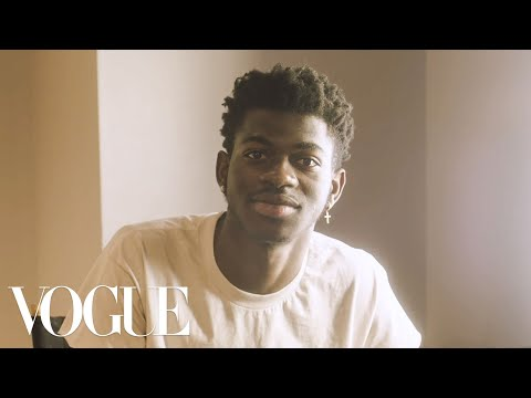 Lil Nas X Gets Ready for the VMAs | Vogue