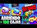 ABRIENDO +150 CAJAS EN BRAWL STARS POR NAVIDAD!!! NOS TOCAN VARIOS BRAWLERS!!! - MaR-CeU