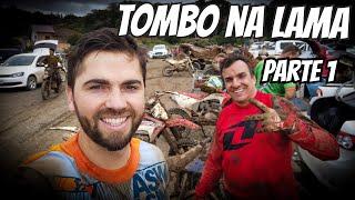 TOMBO NA LAMA Parte 1 (Leandro Silva 14)