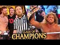 WWE Clash Of Champions 2017 Review!