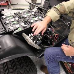 36 Volt Ez Go Golf Cart Solenoid Wiring Diagram Trailer With Brakes Brake 7 Way Electric Ezgo Heavy Duty Battery Cable Upgrade | How To Install Cables 4 Gauge - Youtube