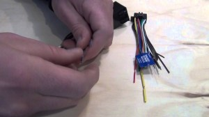 WIRING HARNESS ADAPTER FOR INSTALLATION OF AFTERMARKET STEREO  YouTube