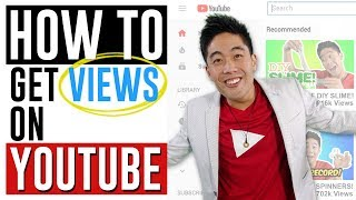 How to get Views on !