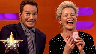 Elizabeth Banks' Board Game TOO NAUGHTY For TV | The Graham Norton Show