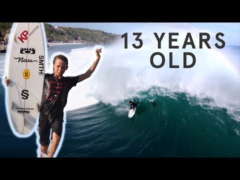 The Most Barreled 13-Year-Old?