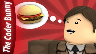 Life in Roblox (Animation): Burger Blox