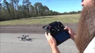 yuneec typhoon first drone flight