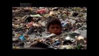 Reporter's Notebook: Kids wade in garbage-filled water for a living (Burak at Pangarap)