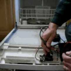 Whirlpool Dishwasher Wiring Diagram 2001 Dodge Caravan Has No Power - Youtube