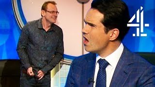 Sean Takes Trousers Off When Joke Goes Wrong   Sean Lock 8 Out Of 10 Cats Does Countdown Bits Pt. 3