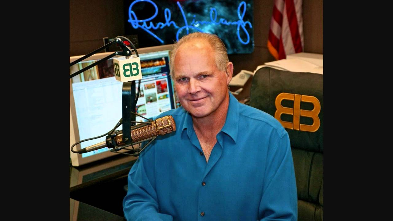 The Rush Limbaugh Show Theme Song  My City Was Gone  YouTube