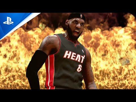 NBA 2K21 - MyTEAM: Inferno Packs | PS5, PS4