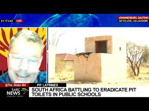 Pit Latrine   Poor sanitisation and infrastructure in SA schools: Andre Gaum