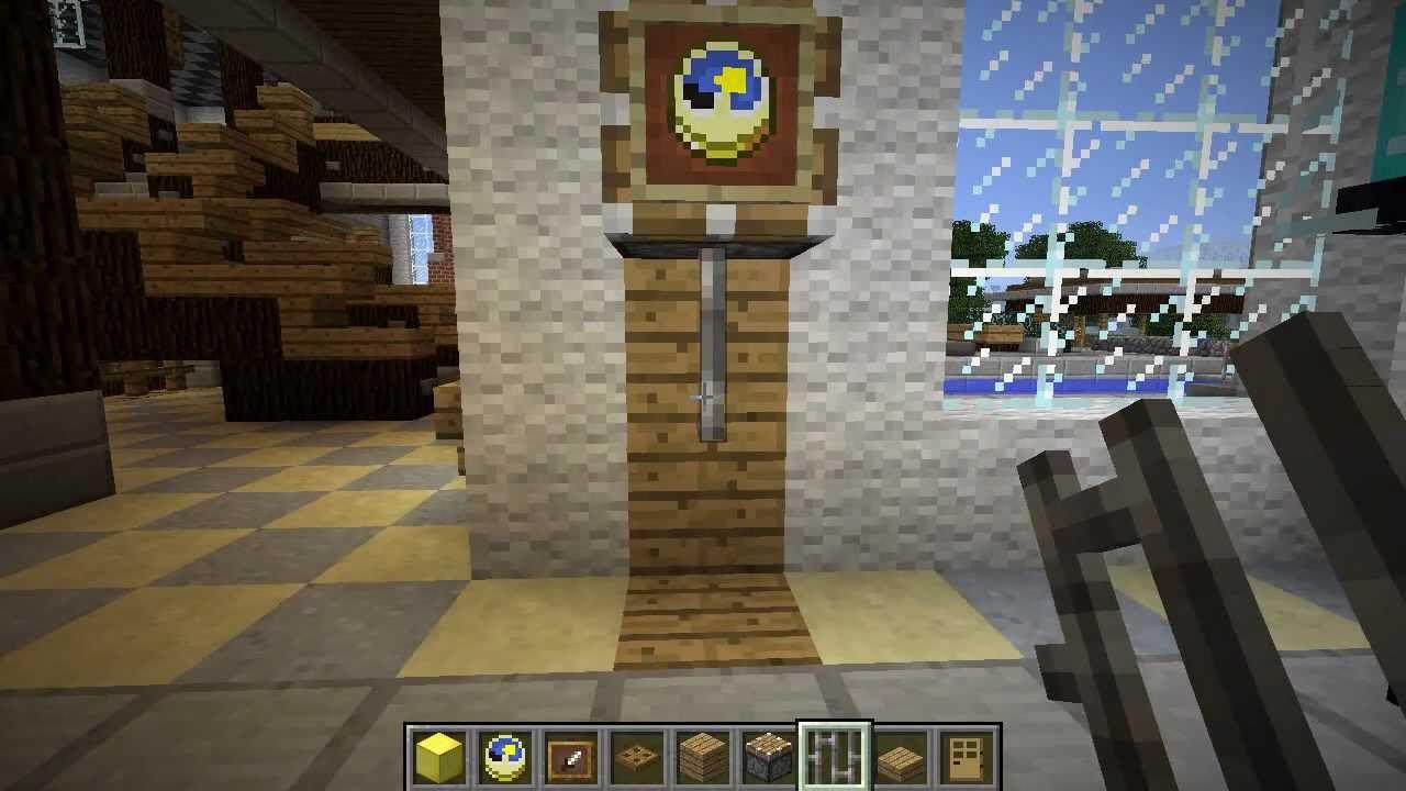 Minecraft Furniture 14 Update  YouTube
