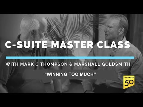 C-Suite Master Class: Choose Your Battles