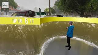 Storm Surge Like You've Never Experienced it Before