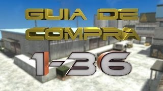 Operation 7 Guía De Compras Nivel 1-36