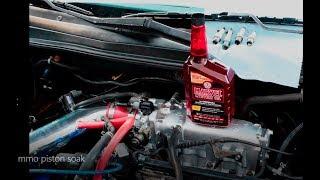 Will a Marvel Mystery Oil Piston Soak Fix my Stuck Oil Control Rings in my Honda Accord?
