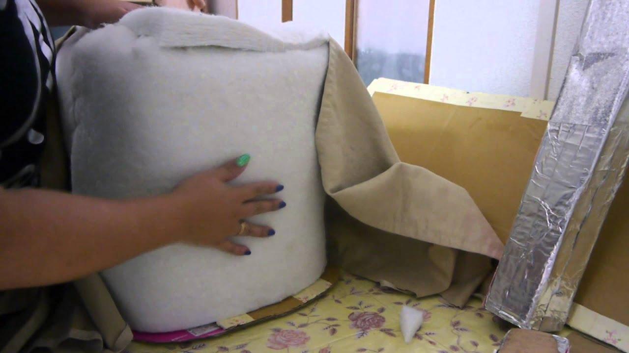 Manualidades Mini sof con forma de zapato  Juancarlos960  YouTube