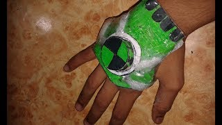 how to make (paper Ben 10 Omniverse ultimatrix) (at home very easy)