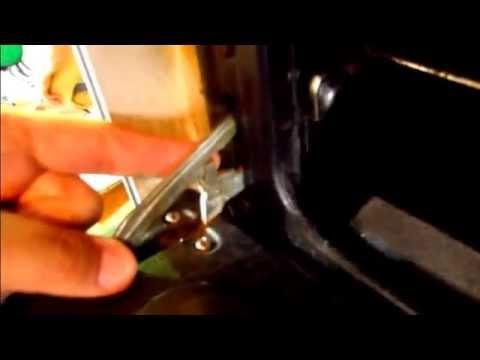 como sacar la puerta de un horno cocina Glassgas vidrios