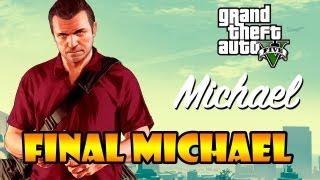 GTA V: TODOS OS FINAIS #2 MICHAEL [SPOILER]