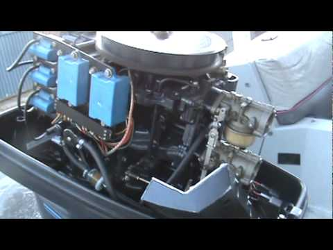 Thunderbolt V Ignition Wiring Diagram Force Outboard 85hp Youtube
