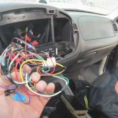 F250 Radio Wiring Diagram Car Shocks Suspension 1999 Ford Expedtion Sound System Tear Out Pt.1 (tearing My Out) - Youtube
