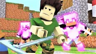 NEW Minecraft Song ″Minecraft VS Roblox Battlefield″ Minecraft and Roblox Music Series