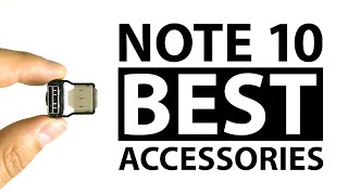 The Best Galaxy Note 10 Plus and S10 Plus Accessories!