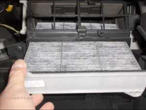 How To Replace 2003, 2004, 2005 & 2006 Mitsubishi Outlander Cabin Air Filter  YouTube
