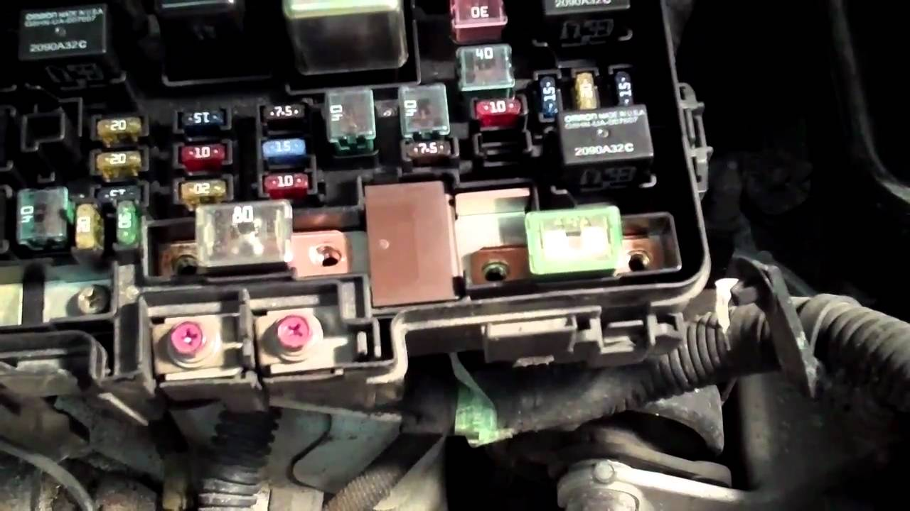 92 Jeep Cherokee Wiring Diagram How To Fix The P1298 Electric Load Detector On Your Honda