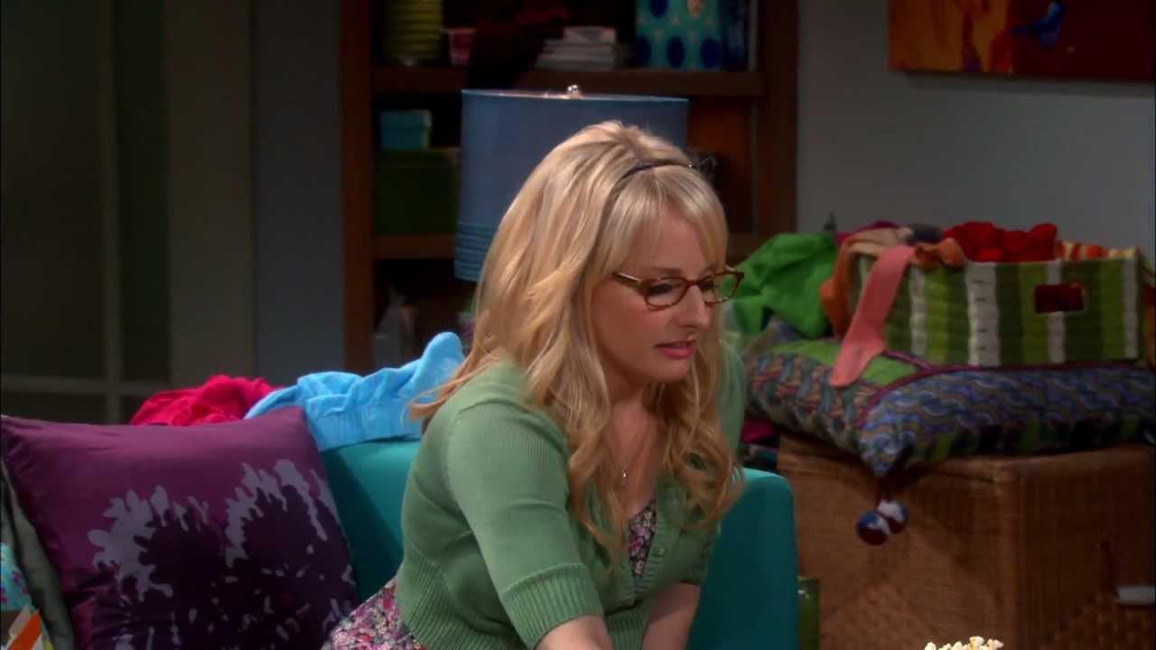 The Big Bang Theory Amy Gets A Bikini Wax And Bernadette