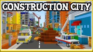 CONSTRUCTION CITY! med Ufosxm