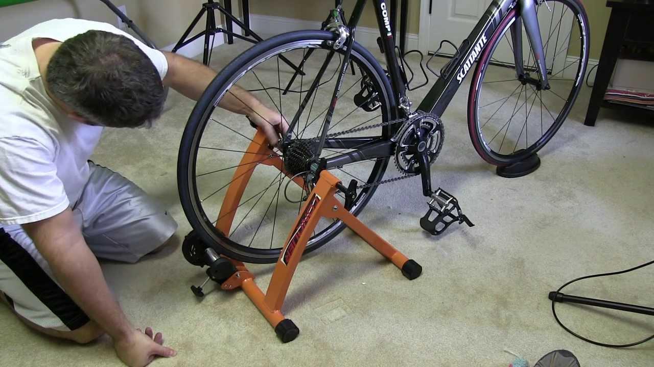 Trainer Bike Indoor Stand Exercise