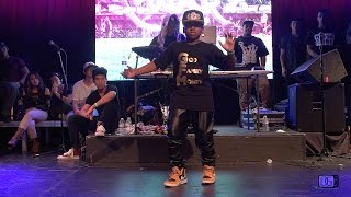 Kida The Great Freestyle + Award for most inspirational dancer of the year via Style Warz 2014